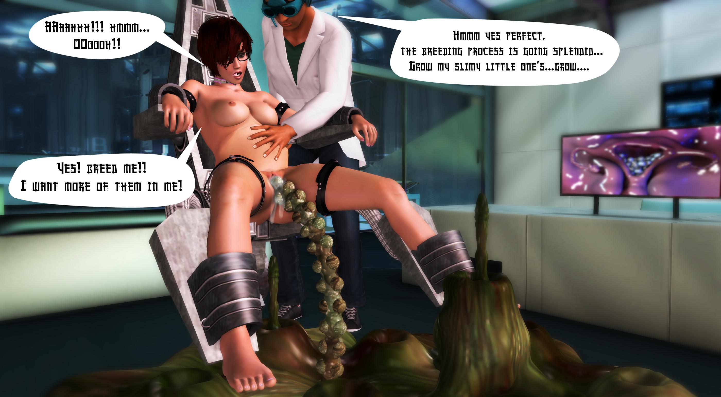 3D Tentacle Fuck thrixxx - interactive hardcore 3d sex games