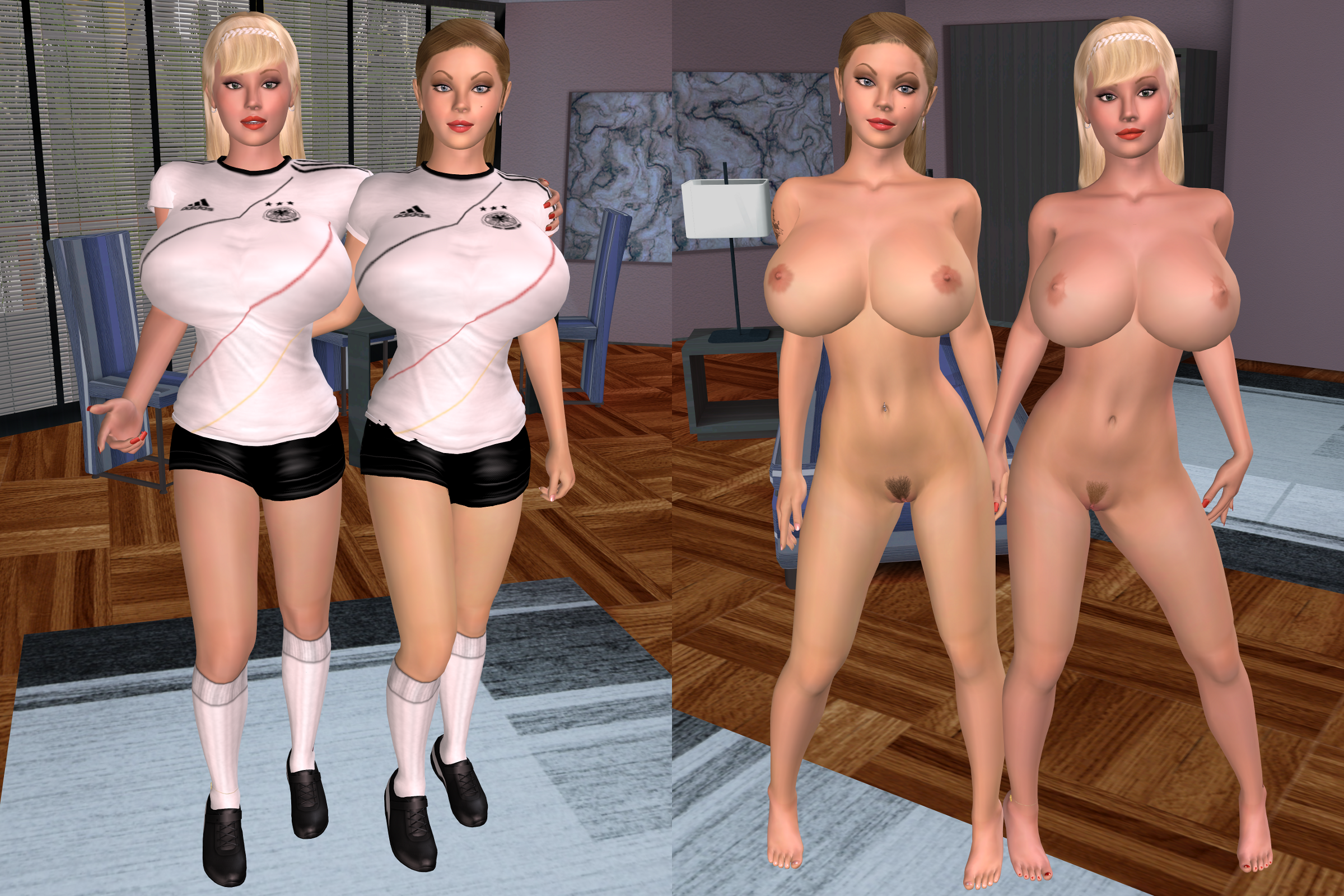 Adult simulation games, itty bitty milf tits