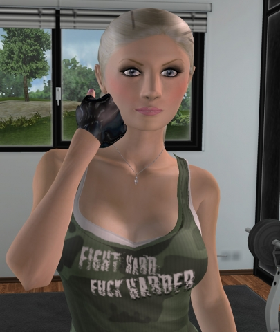 Interactive slut