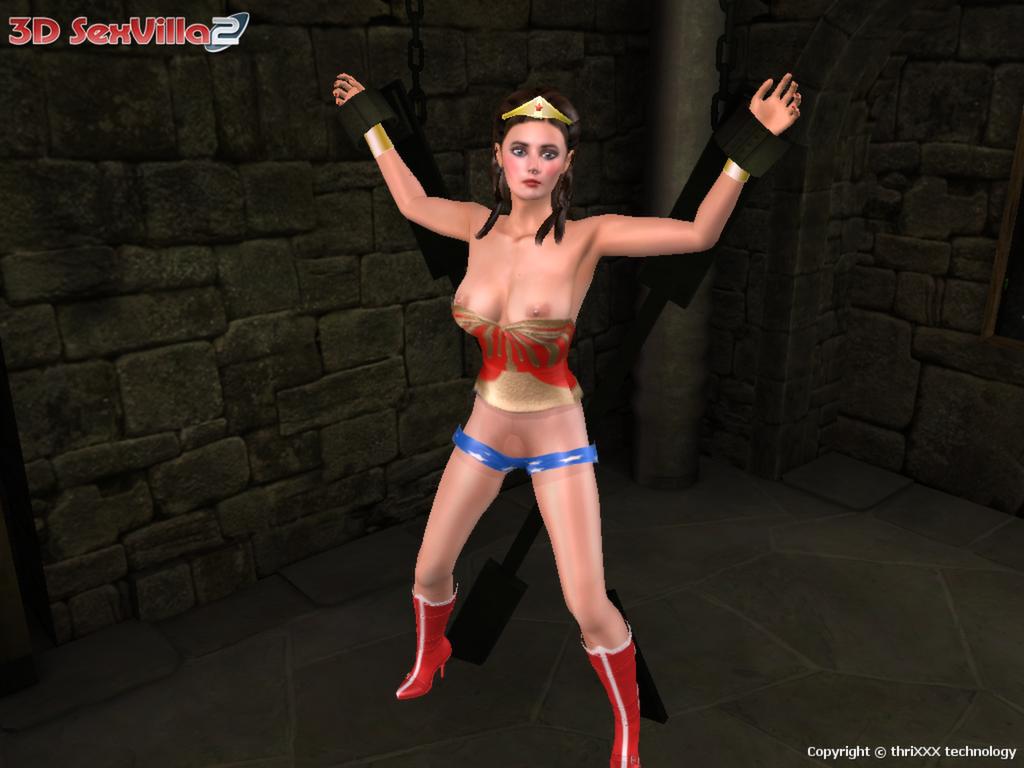 3D Muscle Sex thrixxx - interactive hardcore 3d sex games