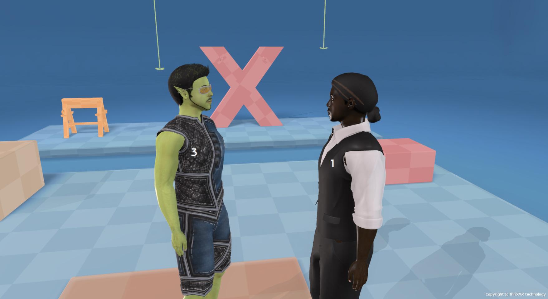  thriXXX - Interactive Hardcore 3D Sex Games