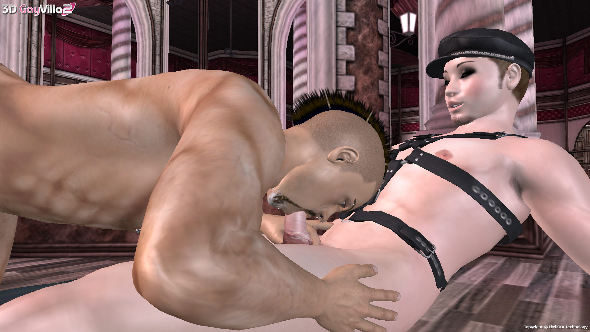 Virtual Sex 3D Gay Art  Gay Fetish Xxx-6843