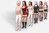 Sexy 3D Models